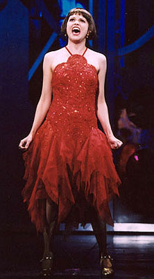 Sutton Foster in Thoroughly Modern Millie(Photo © Joan Marcus)