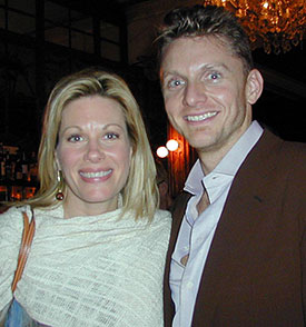 Marin Mazzie and Jason Danieley(Photo © Michael Portantiere)