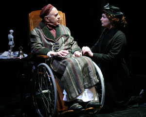 George Morfogen and Kate Forbes in All's Well That Ends Well