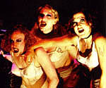 A scene from Sam Mendes'production of Cabaret