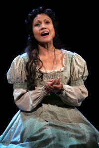Joan Almedilla in Les Misérables