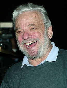 Stephen Sondheim(Photo © Joseph Marzullo)