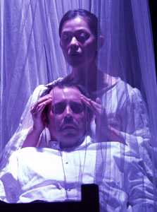 Julie Danao-Salkin and James Matthew Ryan