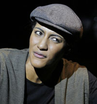 Sarah Jones in Bridge & Tunnel(Photo &copy; Paul Kolnik)