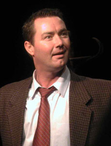 Marty Maguire in A Night in November