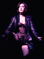Joely Fisher asSally Bowles in Cabaret