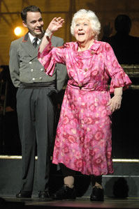 Mark Price and Charlotte Rae in 70, Girls, 70
