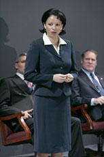 Gloria Reuben in Stuff Happens
