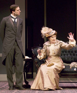 James Waterston and Lynn Redgrave  in The Importance of Being Earnest
