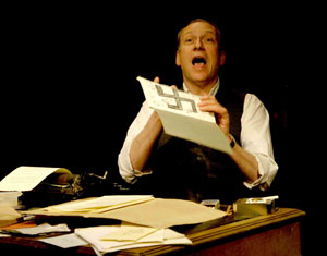 Rupert Wickham in Defying Hitler