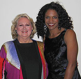 Barbara Cook and Audra McDonald