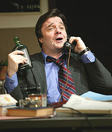 Nathan Lane in Butley(Photo T. Charles Erickson)