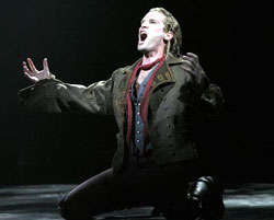 Hugh Panaro in Lestat