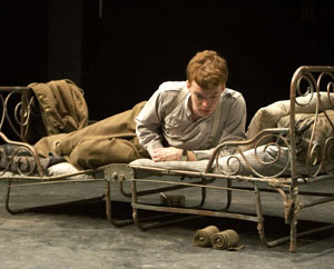 Alexander Campbell in Private Peaceful