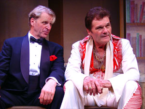 David Rasche and Fred Willard in Elvis and Juliet