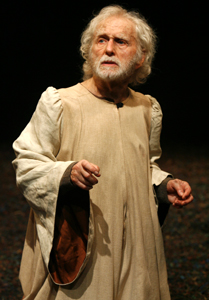 Alvin Epstein in King Lear