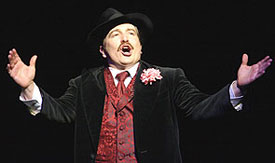 Cory English in The Producers