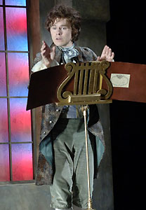 Randy Harrison in Amadeus