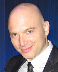 Michael Cerveris(Photo © Michael Portantiere)