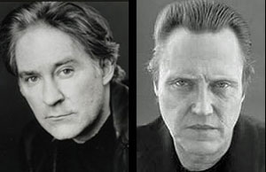 Kevin Kline, Christopher Walken