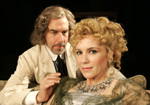 Stephen Pelinski and Suzanne Bouchard