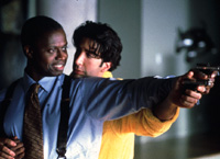 Jim Stern directed Andre Braugherand David Schwimmer in It's the Rage.