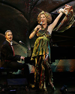 Kenny Mellman and Justin Bond
