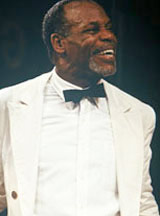 Danny Glover inthe 2003 revival ofMaster Harold...and the Boys