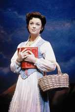 Sarah Uriarte Berry in Beauty and the Beast (© Joan Marcus)