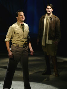Matt Bogart and Chris Peluso in Ace