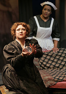 Carolann Page and Joy Lynn Matthews in