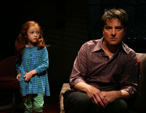 Vivian Kells and Christopher Evan Welch  in The Pain and the Itch