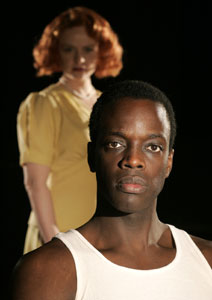 all over the map com ato essandoh and carol roscoe in native son acirccopy chris bennion