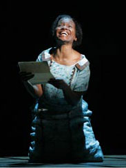 LaChanze in The Color Purple(© Paul Kolnik)