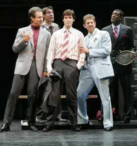 David Quicksall, David Drummond, Hugh Panaro,