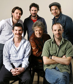 Jason Butler Harner, Josh Hamilton, Ethan Hawke