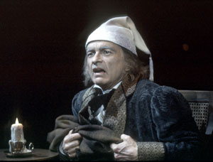 David Pichette in A Christmas Carol