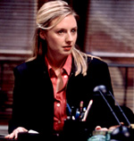 Hope Davis as Sarah Daniels(Photo: Joan Marcus)