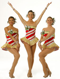 The Rockettes in