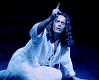 Glenn Carter in Jesus Christ Superstar(Photo by Ivan Kyncl)