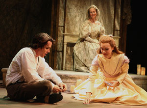 Christian Campbell, Kathleen Chalfant, and Kristen Bushin Great Expectations