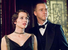 Naomi Watts and Edward Norton in The Painted Veil (© Warner Independent Pictures)