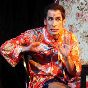 Seth Rudetsky in Torch Song Trilogy