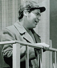 Harvey Fierstein in  Barefoot in the Park