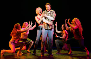Kirsten Wyatt, Anne Warren, Jenn Colella, Will Chase,
