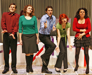 Jonathan Rayson, Bridget Beirne, Nick Verina,