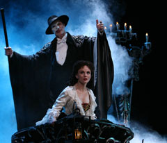 Howard McGillin and Jennifer Hope Wills