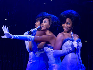 Jennifer Hudson, Beyoncé Knowles, and Anika Noni Rose