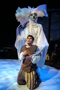 Andrew Keltz in The Snow Queen