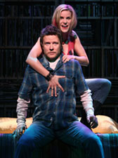 Will Chase and Jenn Colella